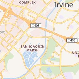 Pokemon Go Map - Find Pokemon Near Irvine - Live Radar