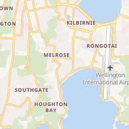 Pokemon Go Map - Find Pokemon Near Wellington - Live Radar