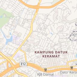 Pokemon Go Map - Find Pokemon Near Kuala Lumpur - Live Radar