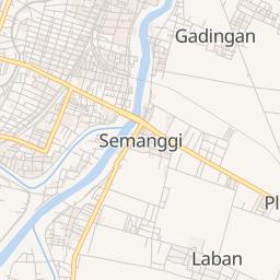 Pokemon Go Map - Find Pokemon Near Surakarta - Live Radar