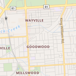 Pokemon Go Map - Find Pokemon Near Adelaide - Live Radar