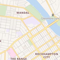 Pokemon Go Map - Find Pokemon Near Rockhampton - Live Radar on lae city map, surat city map, melbourne city map, gladstone city map, sydney city map, warwick city map, st george city map, darwin city map, port moresby city map, adelaide city map, perth city map, newcastle city map, canberra city map, cairns city map,