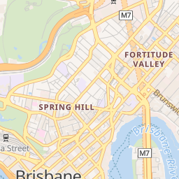 Pokemon Go Map - Find Pokemon Near Brisbane - Live Radar