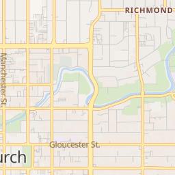 Pokemon Go Map - Finde Pokemon in Christchurch - Live-Radar on