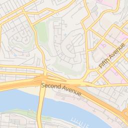Pokemon Go Map - Find Pokemon Near Pittsburgh - Live Radar