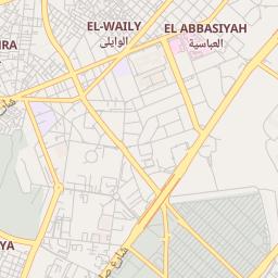 Pokemon Go Map - Finde Pokemon in Cairo - Live-Radar