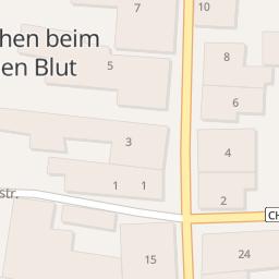 Hotels Von Walser Straße Neukirchen Beim Heiligen Blut Stadtplan